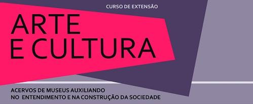 arte e cultura, cartaz roxo e rosa