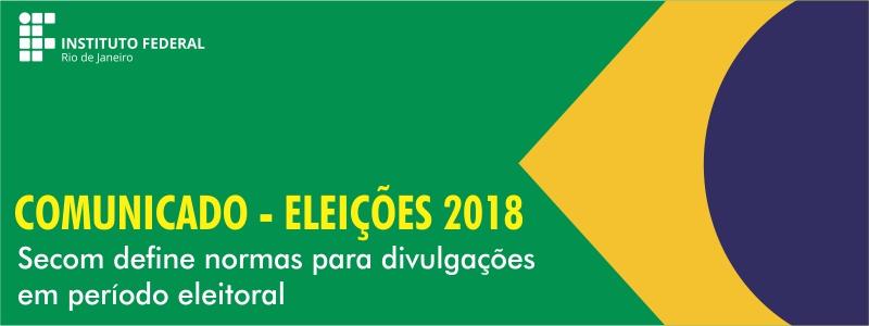 banner em verde, escrita em amarelo e branco, logo do ifrj em branco, metade da bandeira do brasil como ilustração