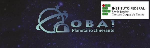 O Núcleo de Divulgação Científica (NDC) do campus Duque de Caxias convida a todos para o nosso Planetário Itinerante