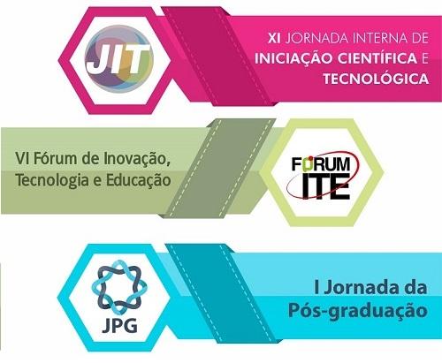 VI fórum de inovação, tecnologia e educação que ocorrerá em dois dias completos, nos dias 07 e 08 de junho de 2017 no campus maracanâ.