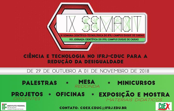 cartaz vermelho e verde, logo do evento, escrita em preto