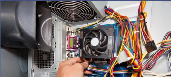 manutenção e Suporte em Informática