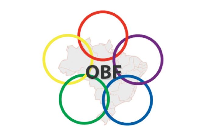 Logo da OBF
