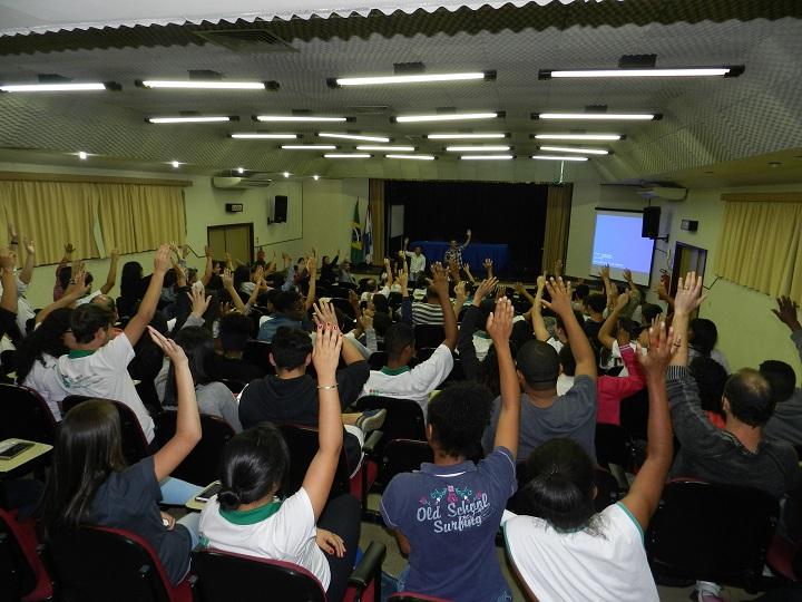 A maior parte do público se mostrou favorável à implementação das propostas