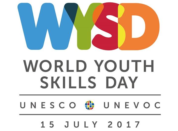 logo do world youth skills day