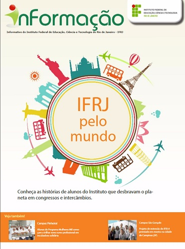 Capa da Revista InFormação nº 4