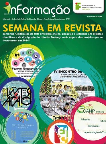 Capa da Revista InFormação nº 5