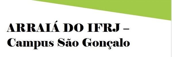 Dia 05/08, de 15:30h às 20h, no campus São Gonçalo