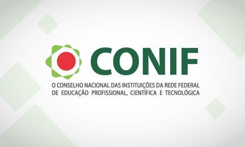 Logo do Conif