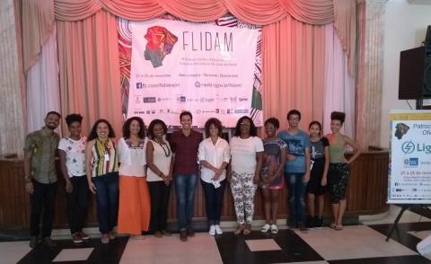 Encontro dos NEABIs no FLIDAM 2018